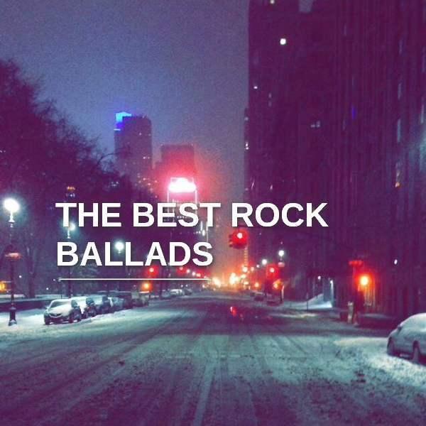 VA - The Best Rock Ballads (2017)