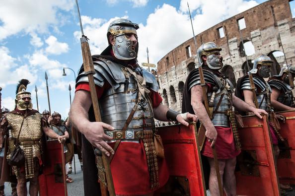 Как появились древние римляне